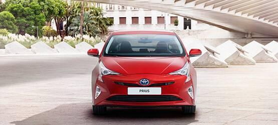 Новый Prius прибыл вТойота Центр Иваново