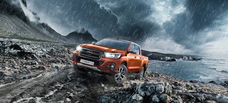 Toyota Hilux получил новую специальную серию Exclusive