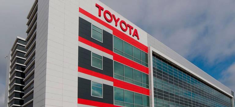 Toyota вносит вклад вборьбу сCOVID-19