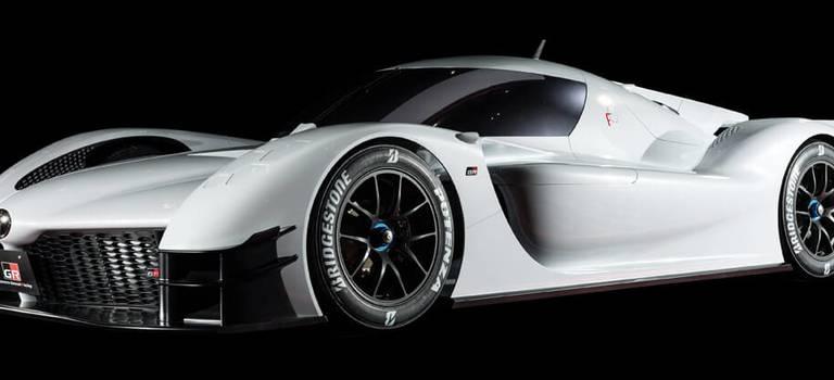 Toyota Gazoo Racing раскрыла подробности суперкараGR Super Sport