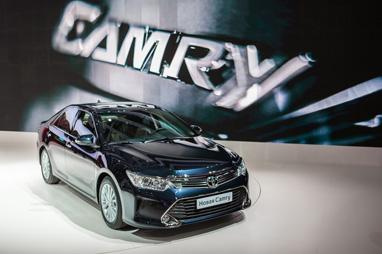 Toyota на Московском международном автомобильном салоне 2014