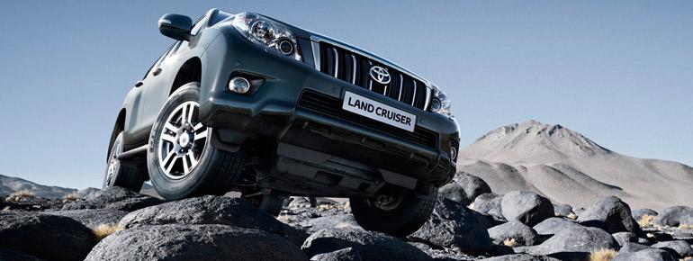 Toyota Land Cruiser Prado 150 с объемом двигателя 2,7 литра доступны к заказу.