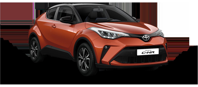Руководство для владельца Toyota C-HR