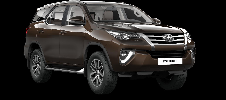 Руководство для владельца Toyota Fortuner